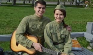 В Ялте в День Победы мобберы станцуют под «Катюшу»