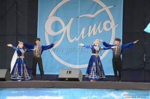 В Ялте отметили национальный крымско-татарский праздник Хыдырлез