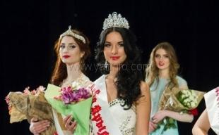 Студентка из Ялты представит Крым на конкурсе красоты «Мисс модель мира 2015»