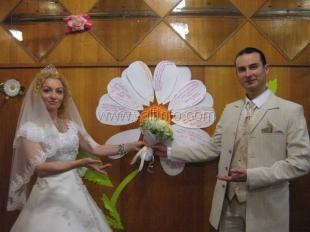В Ялтинском отделе ЗАГС отпраздновали Международный день семьи