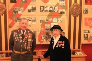 Музей «Боевой Славы» отметил своё 30-летие