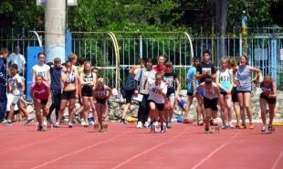 В Ялте прошёл турнир по лёгкой атлетике, посвящённый 70-летию Великой Победы