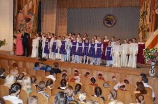 В Гурзуфе в третий раз стартовал хоровой фестиваль-конкурс «Музыкальный берег - 2015»