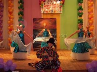 В Ялтинском центре культуры прошёл спектакль «Сказка о Попе и работнике его Балде»
