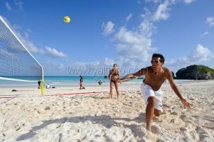 Сегодня в Ялте проведут открытый мастер-класс по пляжному теннису