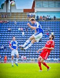 «Рубин» провёл в Ялте два матча за четыре дня