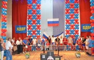 В Ялте прошёл Республиканский турнир по пауэрлифтингу «Кубок Южной столицы»