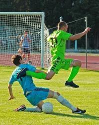 В Ялте стартовал Кубок города по футболу