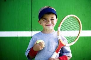 На набережной Ялты пройдет «Детский праздник тенниса»