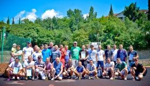 В Ялте наградили победителей и призёров любительского футбольного чемпионата