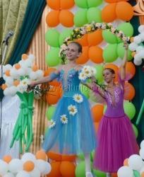На ялтинской набережной отметили День семьи, любви и верности