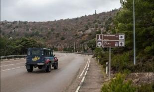 В Крыму установили 4,5 тыс. туристических указателей