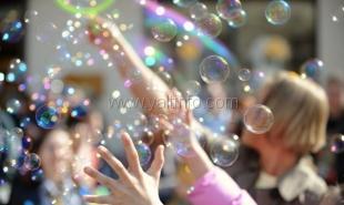 В Ялте на День Нептуна устроят дискотеку в мыльных пузырях