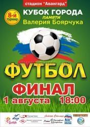 В Ялте 1 августа разыграют сразу два футбольных Кубка города