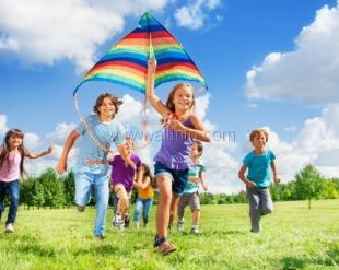 Как детям провести летние каникулы с пользой для здоровья?