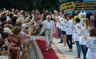 В Ялте в 16-й раз стартовал Международный телекинофорум «Вместе»