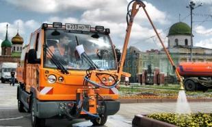 В Ялте заменят технику для уборки улиц