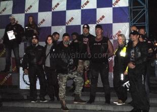 В Ялте встретили участников международного мотопробега «Дороги Победы»