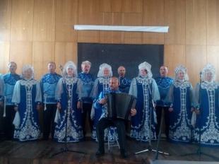 В Ялтинском центре культуры состоялся концерт в честь 70-летия со дня окончания Второй мировой войны