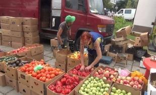 Олег Земляной: «Сельскохозяйственные ярмарки пользуются большой популярностью у местных жителей и гостей курорта»