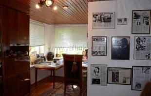 Дом-музей Юлиана Семёнова в Ялте расширяет экспозицию