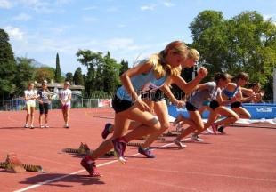 Ялтинские легкоатлеты стали победителями командного первенства Республики Крым