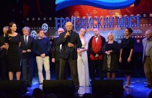 Никита Михалков презентовал в Ялте Международный кинофестиваль «Евразийский мост»