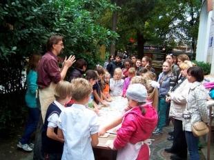 В Ялтинском историко-литературном музее прошёл «Праздник керамики»