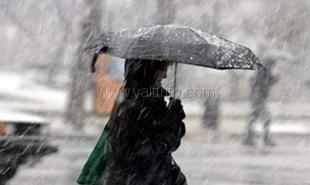 Штормовое предупреждение об опасных гидрометеорологических явлениях погоды на 30 октября – 1 ноября
