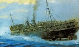 В Ялте вспомнят трагедию «крымского Титаника»