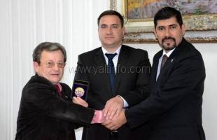 Ялту посетил Чрезвычайный и Полномочный Посол Республики Никарагуа в России Хуан Эрнесто Васкес Арайа
