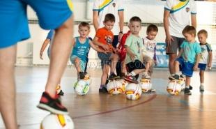 В Ялте создадут детскую футбольную школу