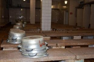 В ялтинской городской бане появится «социальный день»