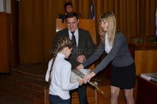 В Ялте наградили призёров и победителей конкурса «Сделаем город чистым»