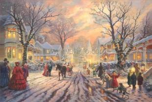 В Ялте проведут «Рождественские гуляния»