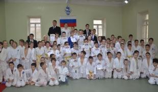 Глава муниципального образования Валерий Косарев открыл турнир по дзюдо в честь Дня Республики Крым