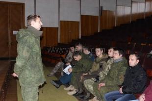 «Молодогвардейцев» учили оказывать первую помощь в условиях экстремальных ситуаций