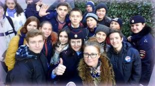 Ялтинские полицейские рассказали участникам «Студенческого десанта» о своей работе