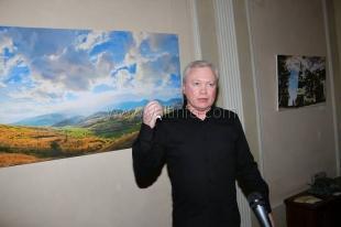 В Ялте открылась первая персональная фотовыставка Андрея Бурдейного