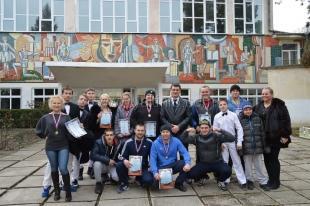 Ялтинцы привезли награды с чемпионата республики по сумо