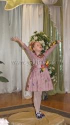 В Ялте прошёл городской конкурс чтецов среди дошколят «Родная природа»