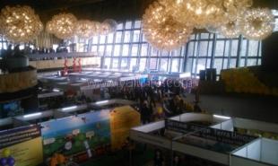 Туристическая выставка «Крым – сезон 2016» начала работу в Ялте