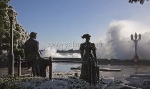 Синоптики ждут возвращения зимы в Крым