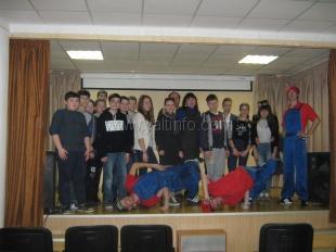 Сотрудники Ялтинского отдела ЗАГС посетили Ливадийскую школу-интернат