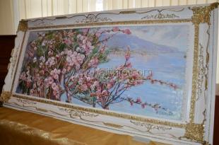 В Ялте состоялась презентация «Выставки одной картины»