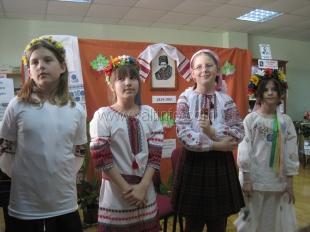 В Ялте прошёл поэтический час «Слово Великого Кобзаря»