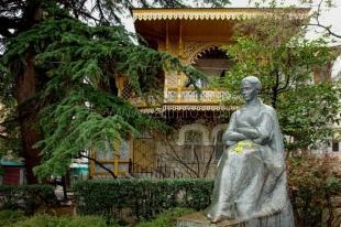 Дом-музей Леси Украинки в Ялте нуждается в ремонте
