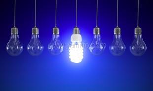Места общего пользования в Ялте осветят 5000 энергосберегающих ламп