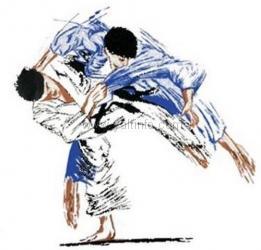 Ялтинский спортсмен завоевал серебряную медаль на открытом турнире по дзюдо в «Артеке»