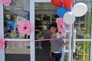 В Ялте открыли новый цветочный рынок